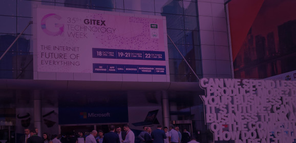 Meeting global visionaries from leading companies at GiTex 2015 (Dubai), to improve user experience of their product